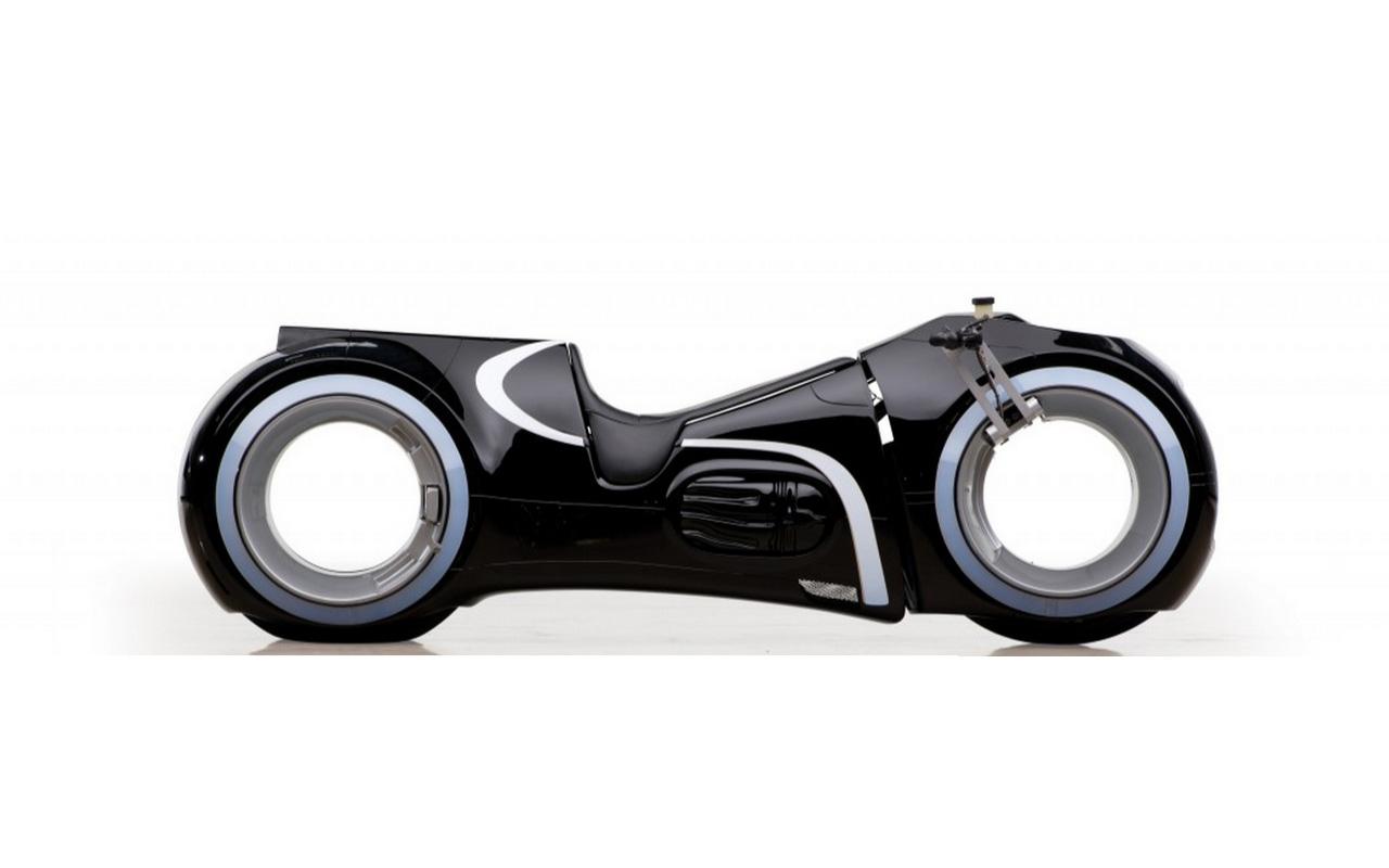 Ya puedes comprar la Light Cycle de ' TRON ' por 40,000 dólares