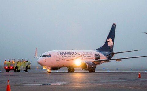Acciones de Aeroméxico repuntan más de 30% tras anuncio de Delta