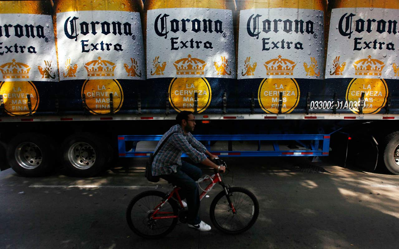 Cervezas mexicanas impulsan las ganancias de Constellation Brands