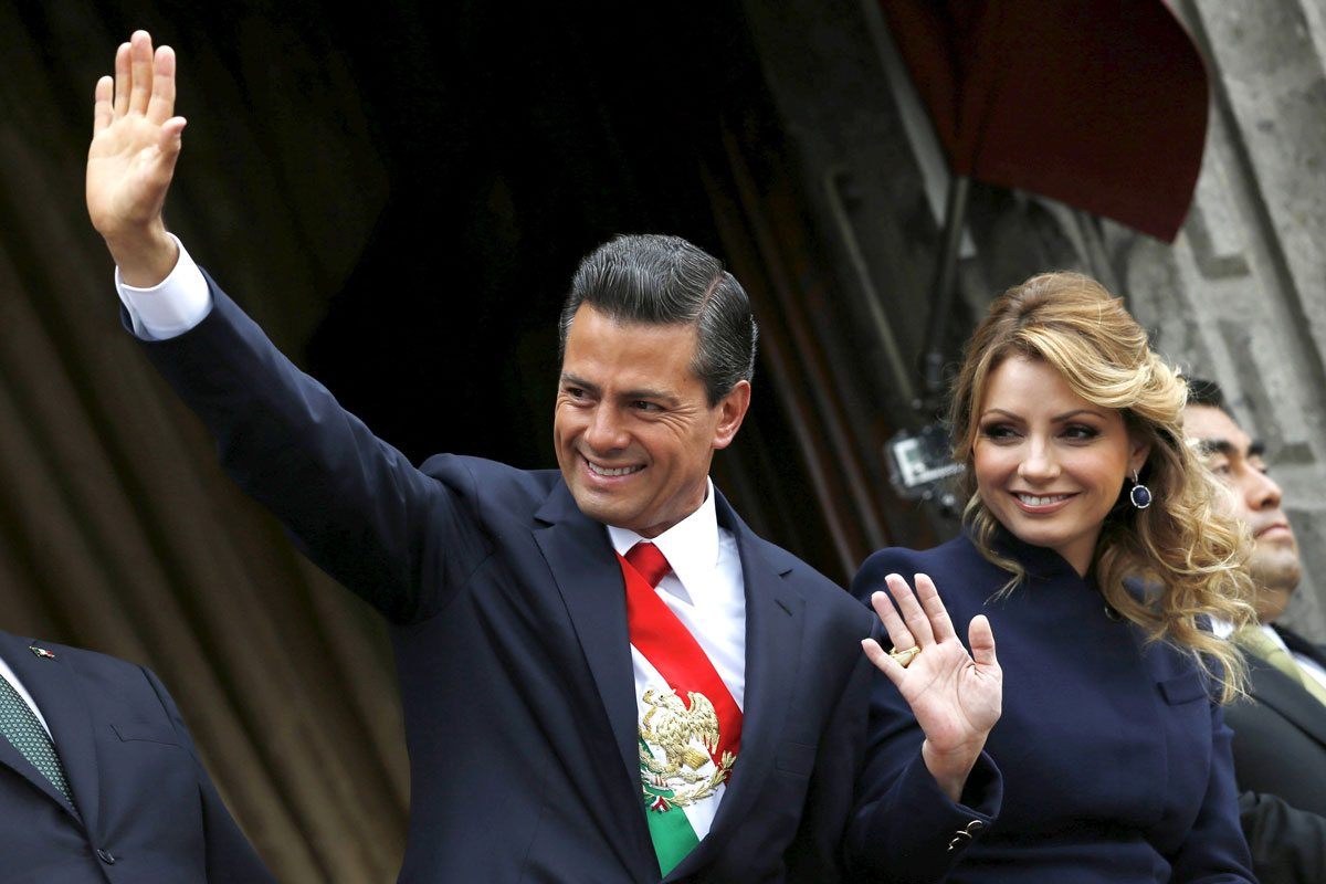 Peña Nieto se va de vacaciones; retomará actividades en una semana