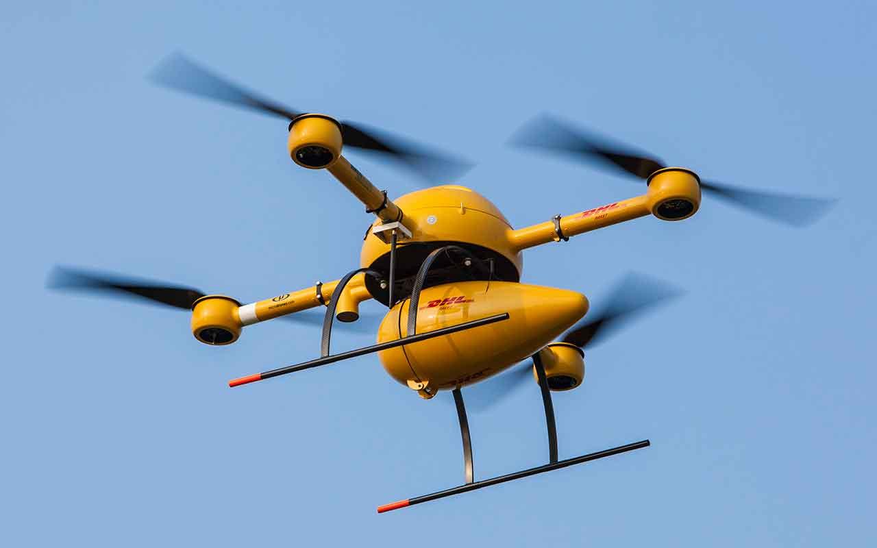 ESPECIAL WEF | Drones y cielos: La próxima conquista