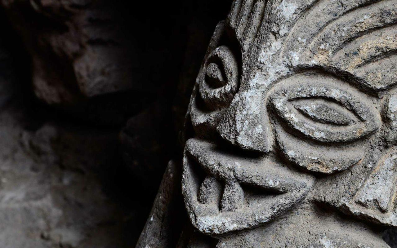 Teotihuacan del cielo a la tierra