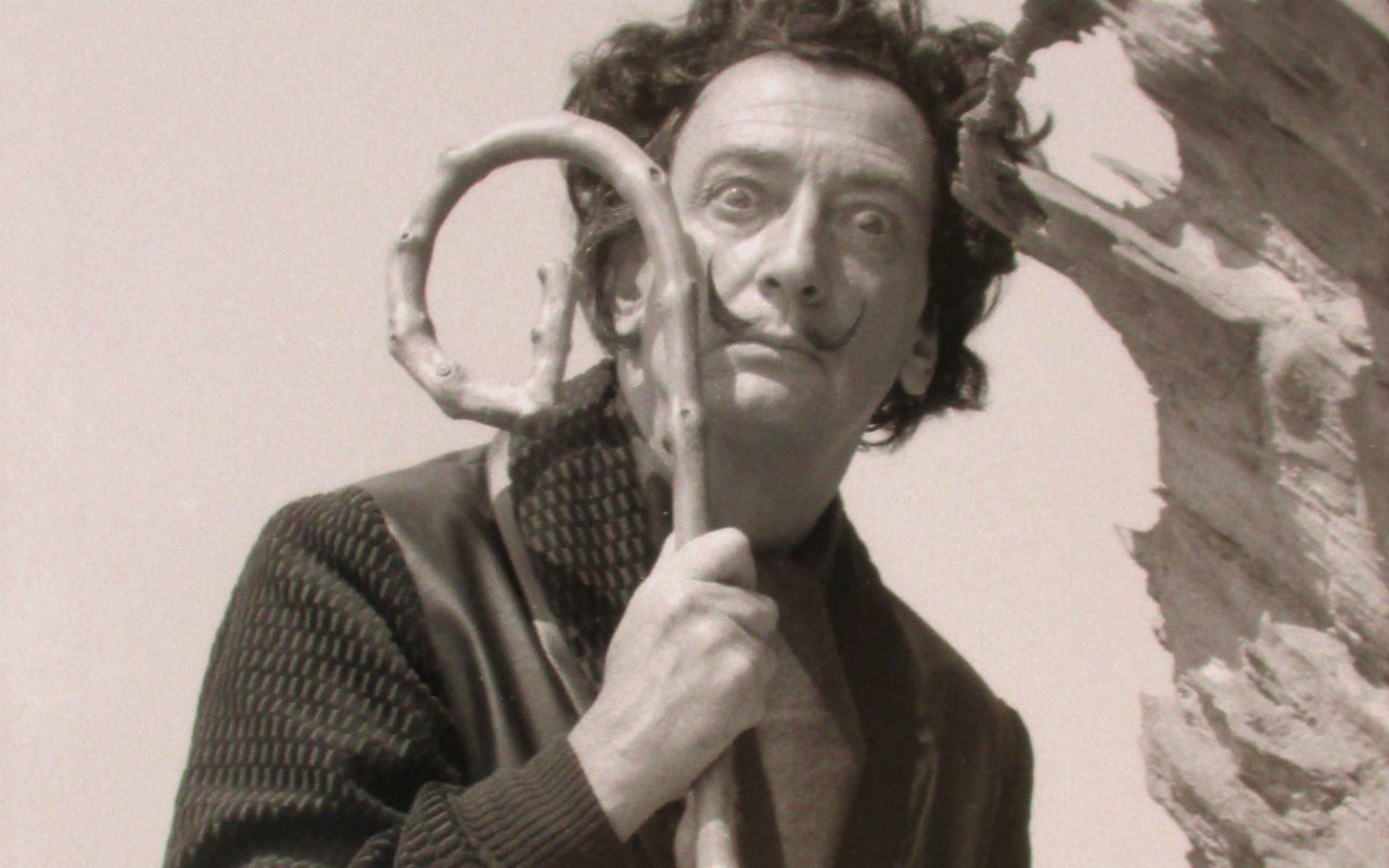 Dalí de Cadaqués: El relato de una amistad en más de 30 años de fotografías