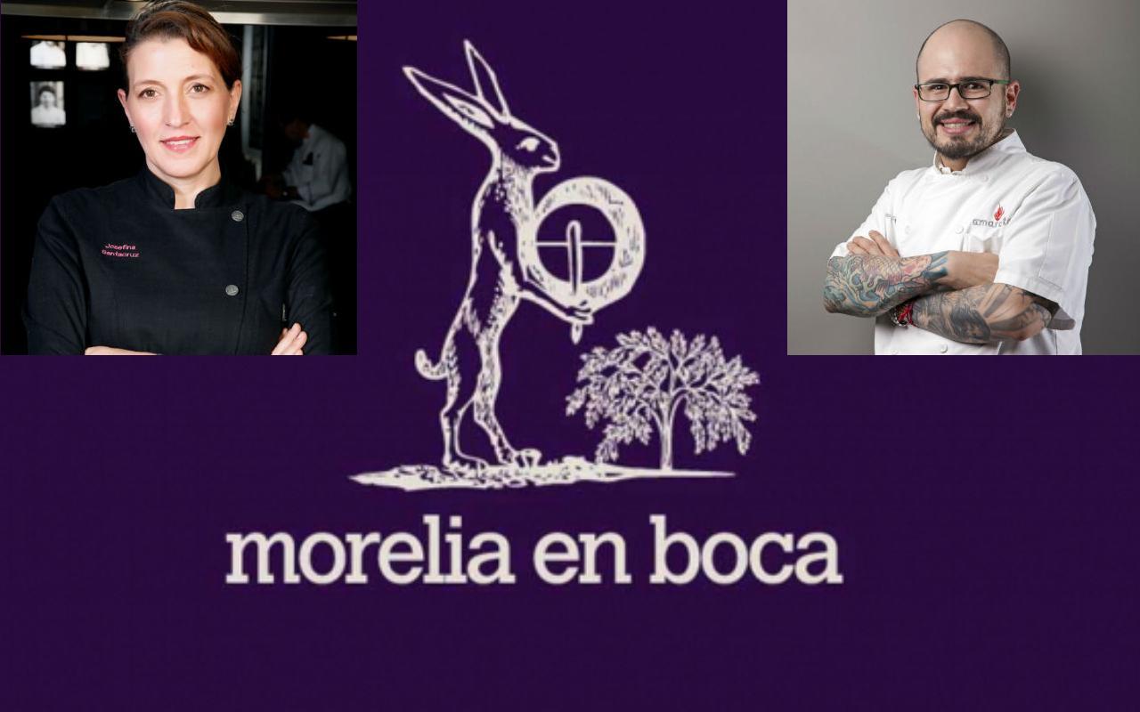 Morelia en Boca: el cine y la cocina se juntan