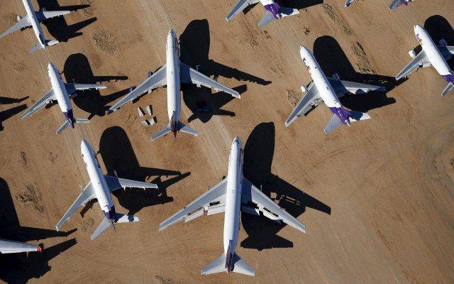 Aviones (Foto: Reuters)