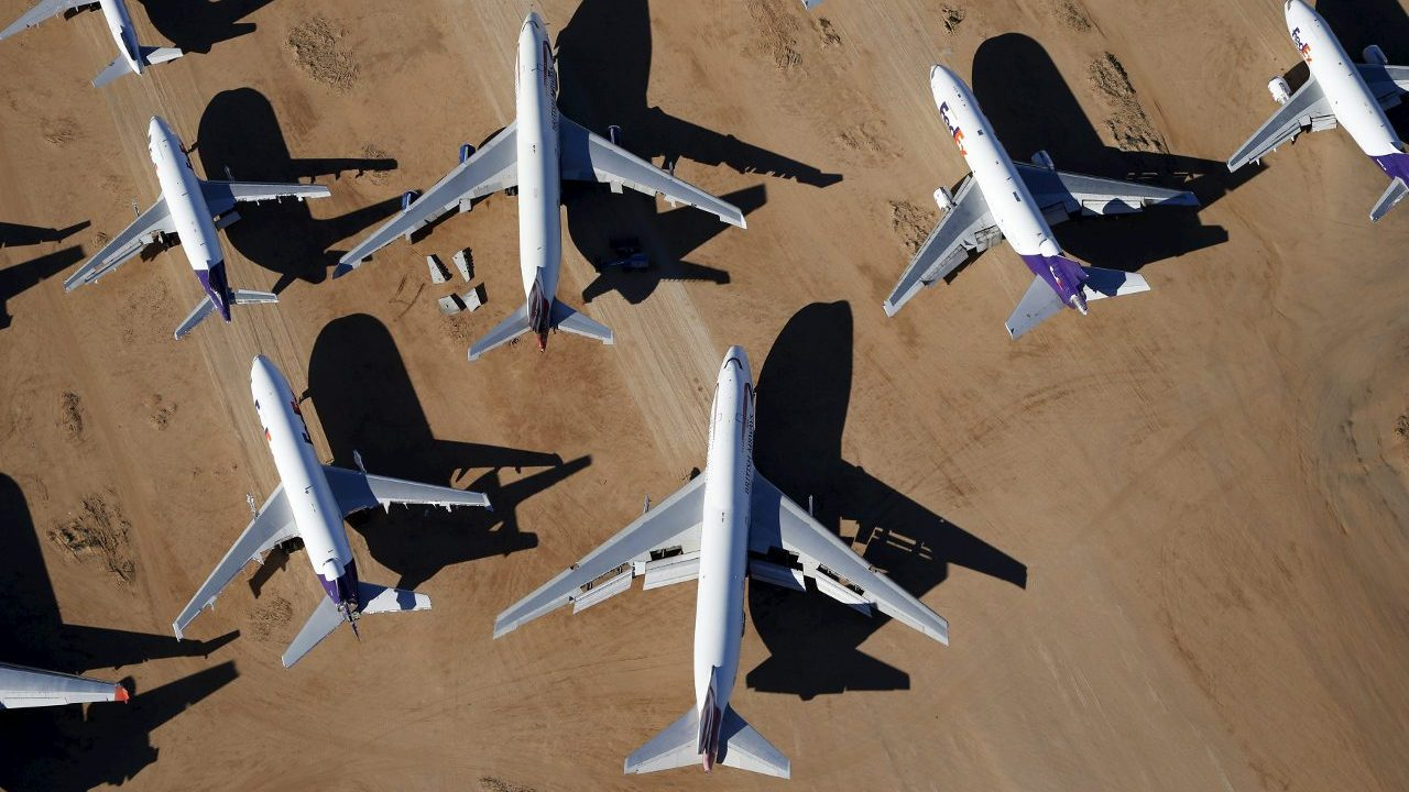 ¿Por qué es más barato viajar en avión en 2017?