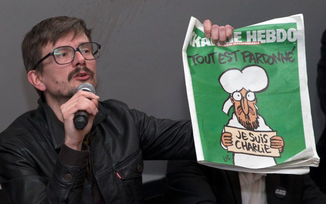 Charlie Hebdo recibirá premio en Nueva York