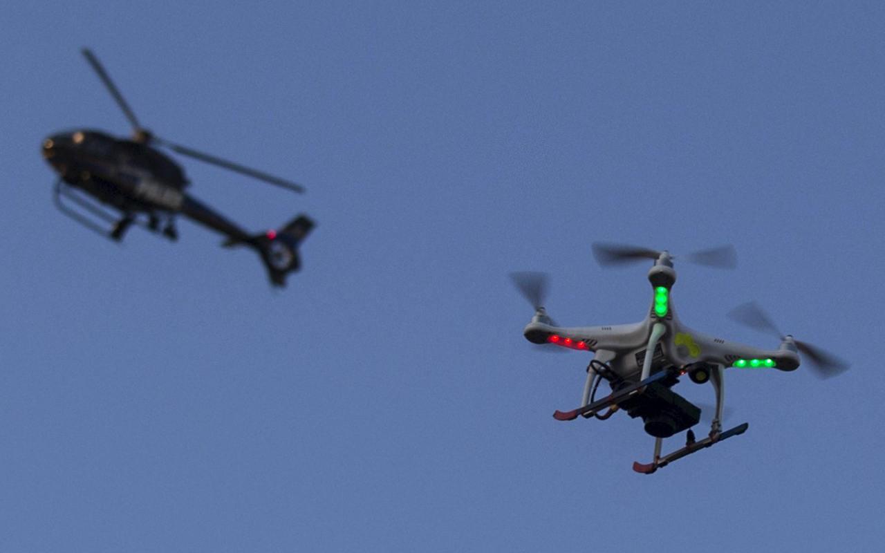 SCT afina (por fin) su regulación para el uso de drones
