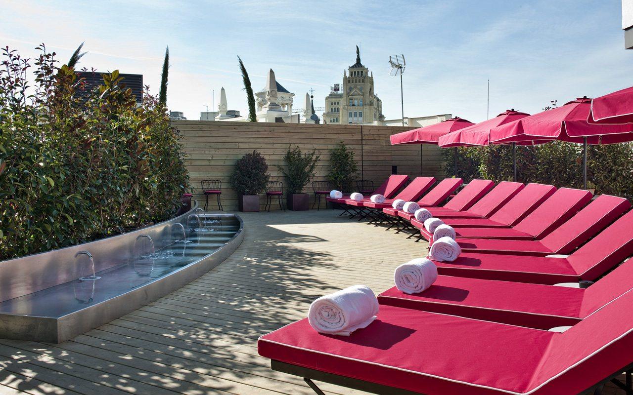 Un nuevo hotel boutique que engalana Madrid