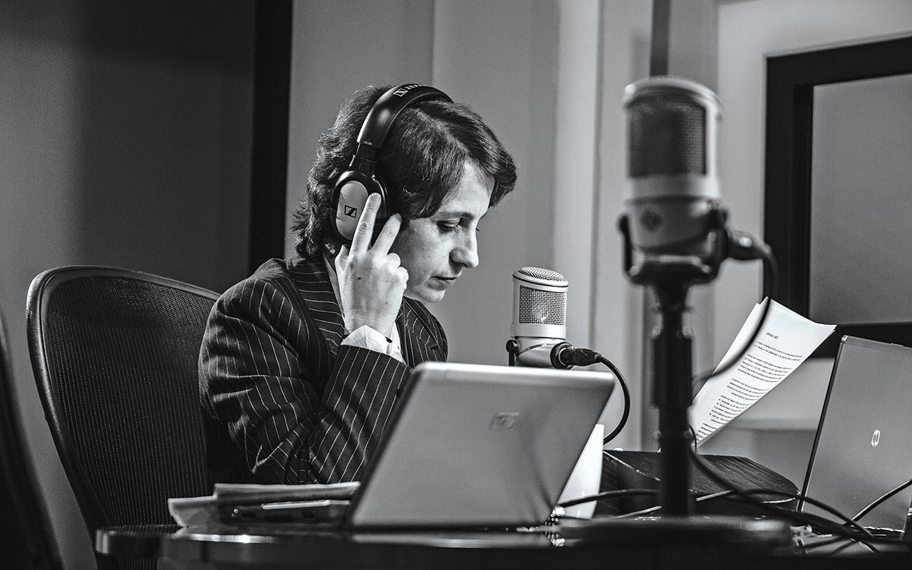 Carmen Aristegui regresa a la radio