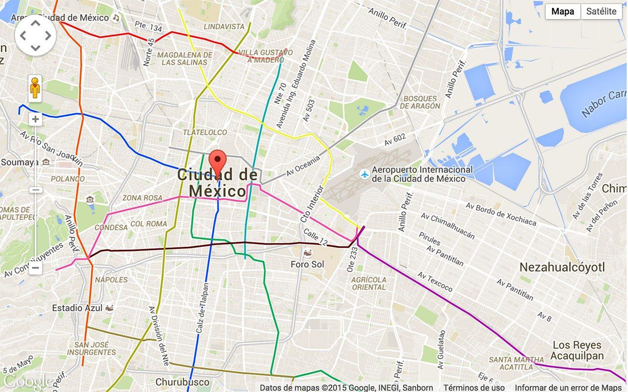 Google relanza su servicio de mapas en China después de 8 años