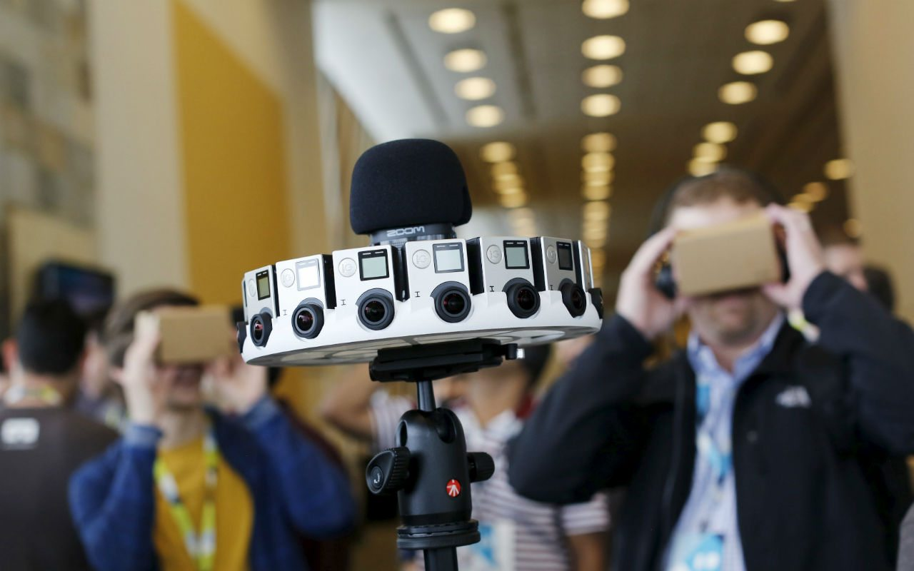 Ingresos de GoPro se hunden 40% en el tercer trimestre