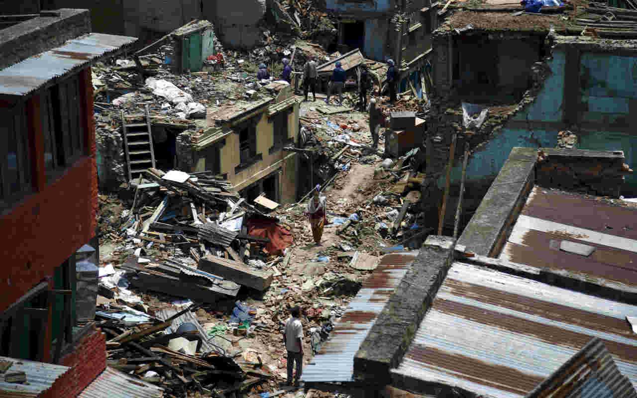 Segundo temblor en Nepal deja al menos 41 muertos