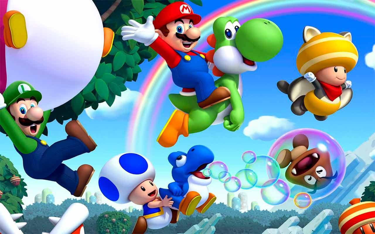 Mario Bros: de la consola al parque temático