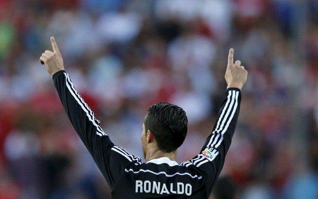 Cristiano Ronaldo, el mejor pagado del año. (Foto: Reuters.)