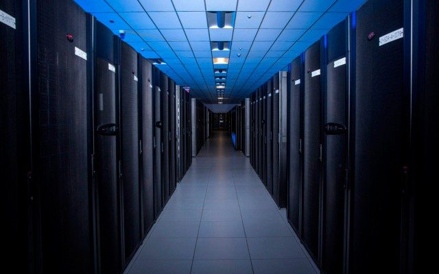 Centro de datos. (Foto: Reuters)