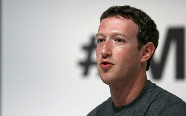 Mark Zuckerberg. (Foto: Reuters.)