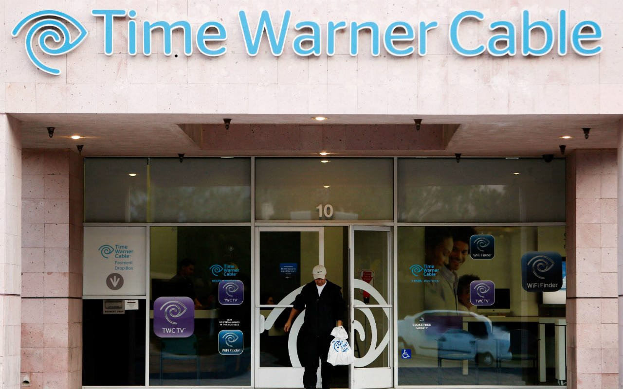 Charter compra Time Warner Cable por 78,700 mdd