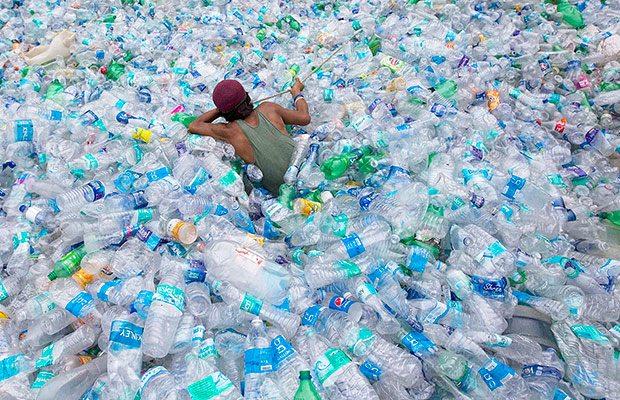 Esta es una solución a la 'inundación' de botellas de plástico en México