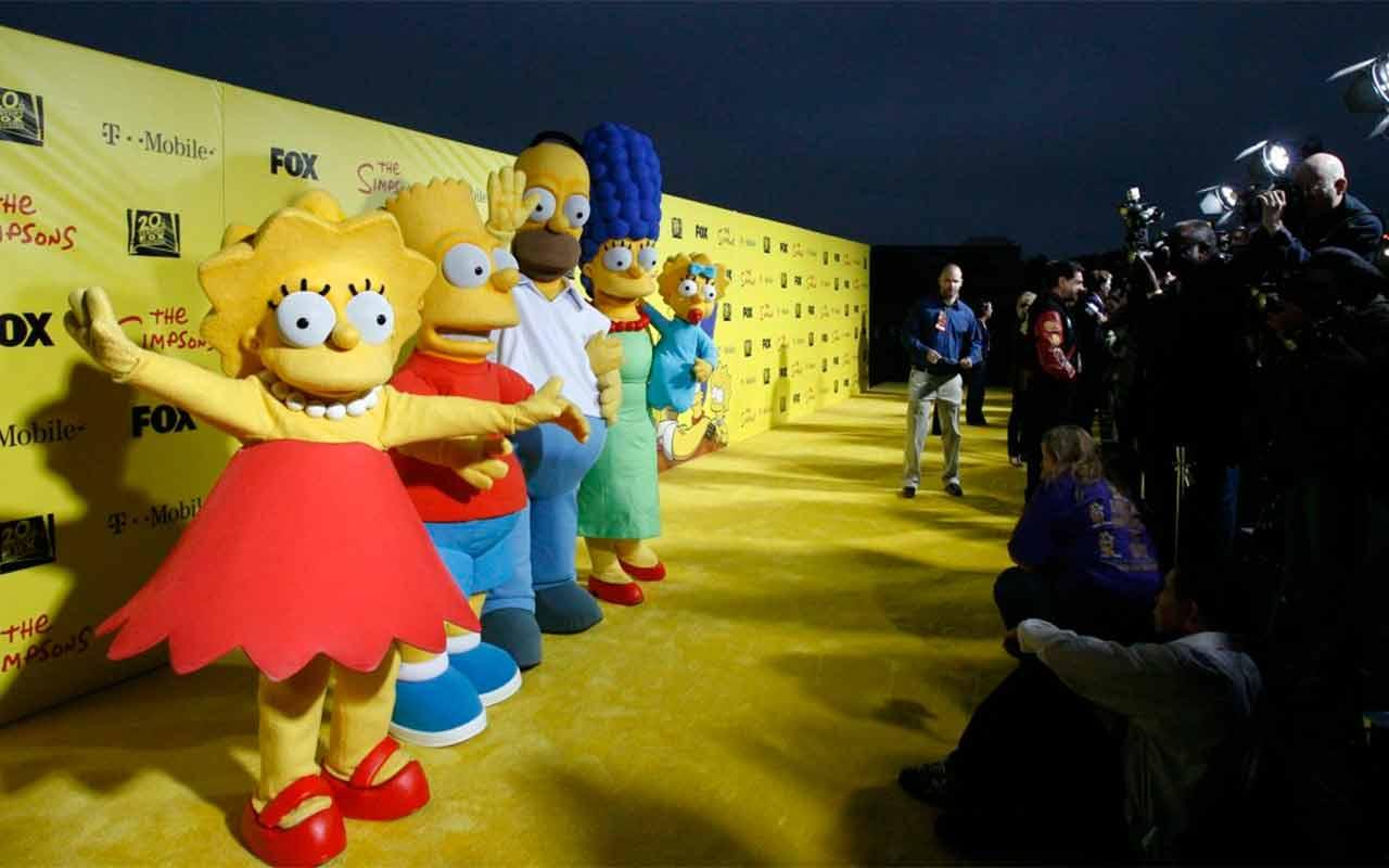 Los Simpsons tendrán parque temático en EU