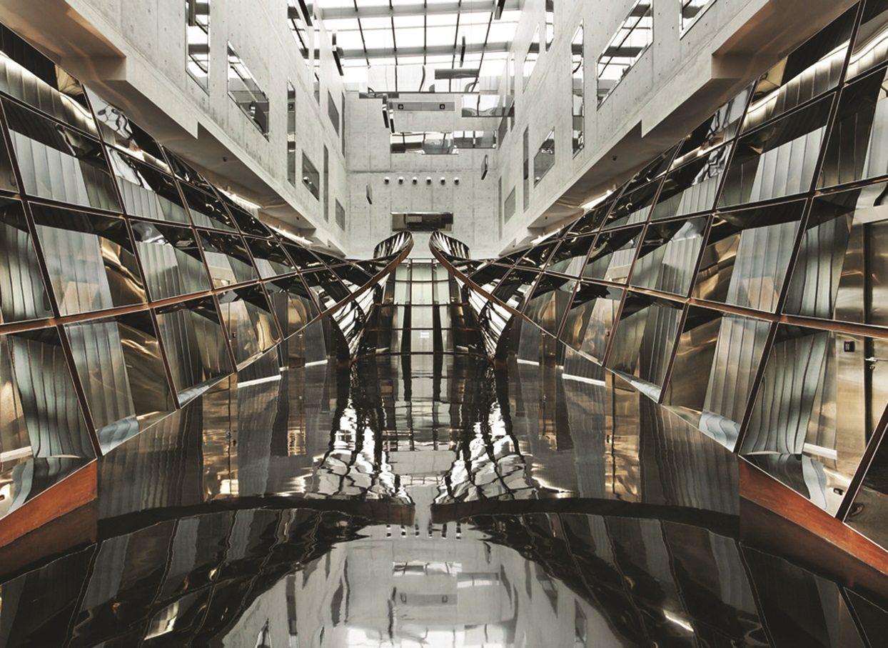 Cómo son las bóvedas que resguardan el arte alrededor del mundo