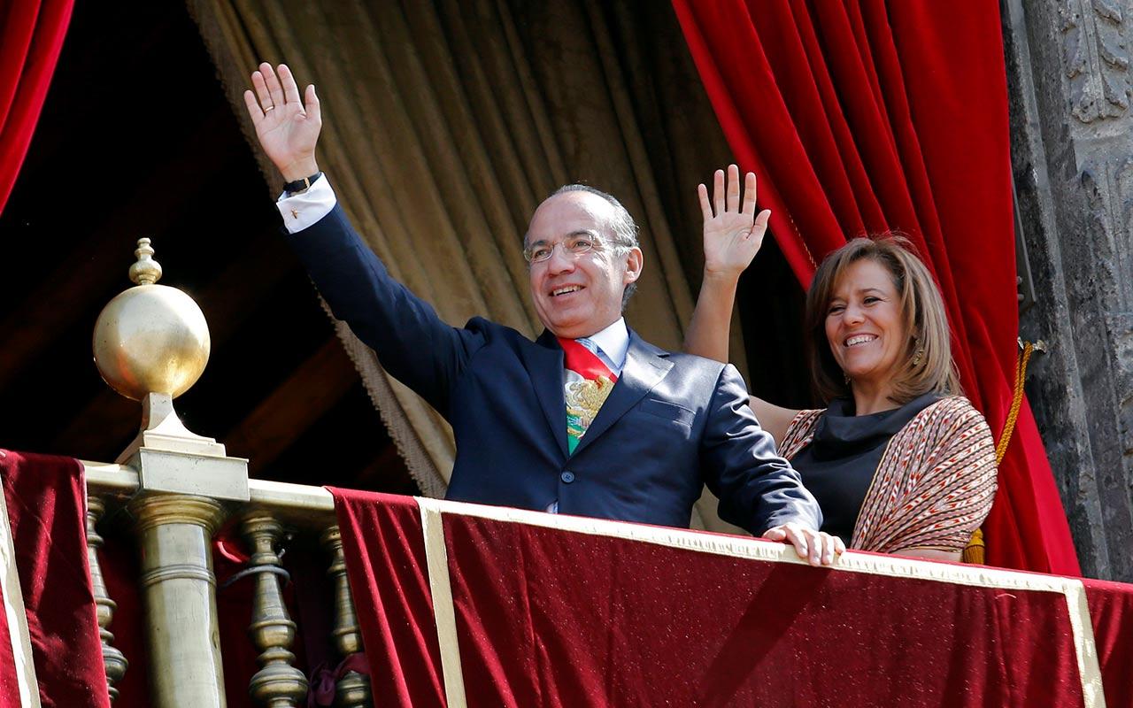 Los Calderón definen en enero si van por nuevo partido, pero ya arman la base