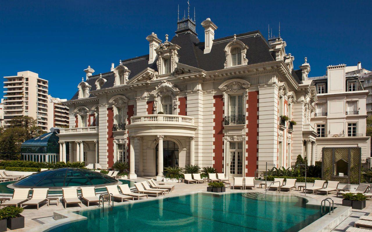 Four Seasons Buenos Aires: Versalles al sur