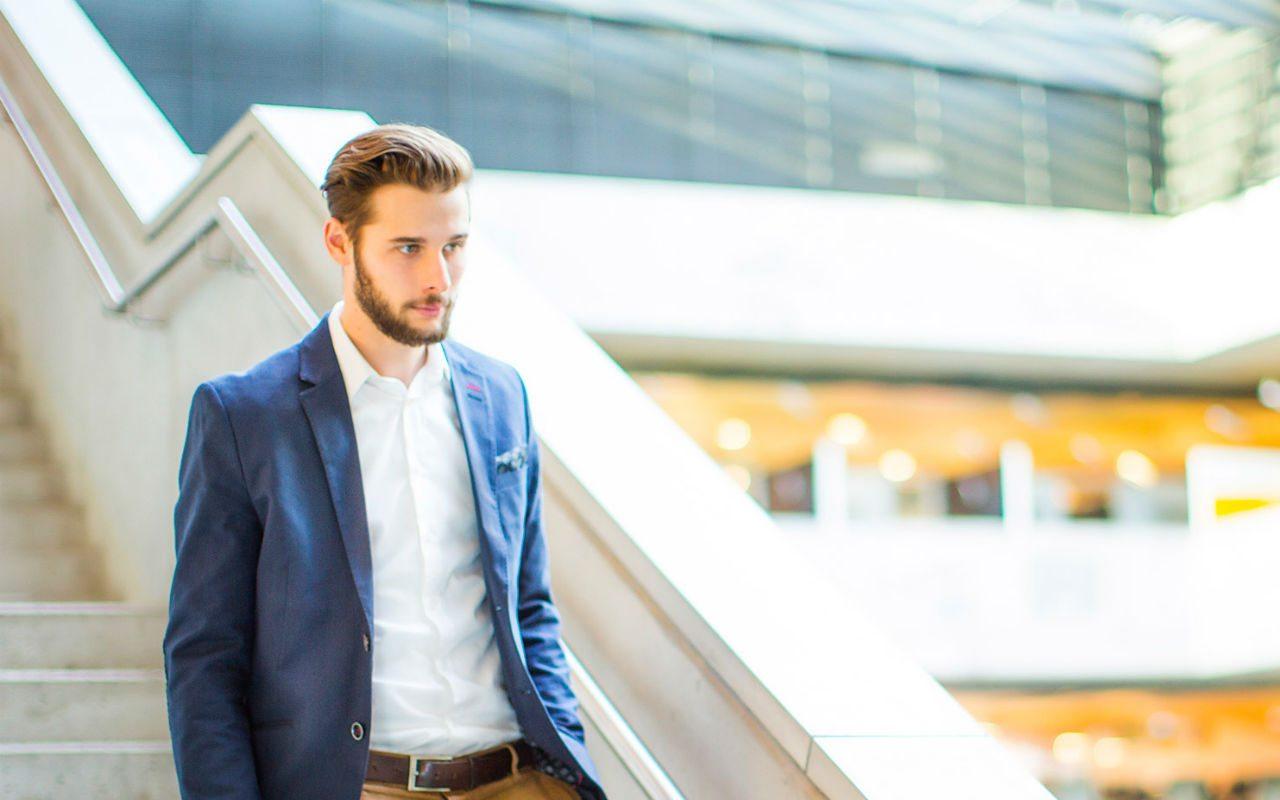 Universo masculino parte I: Elegancia y estilo