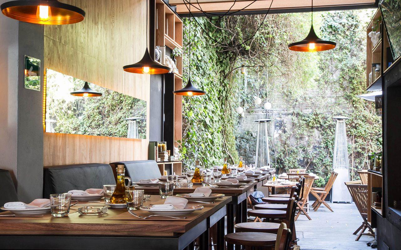 5 restaurantes para celebrar a papá