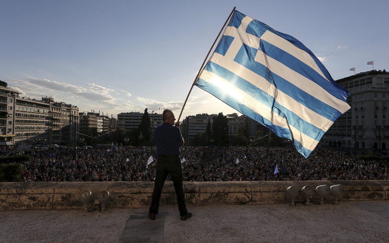 Oposición griega se perfila como el ganador electoral