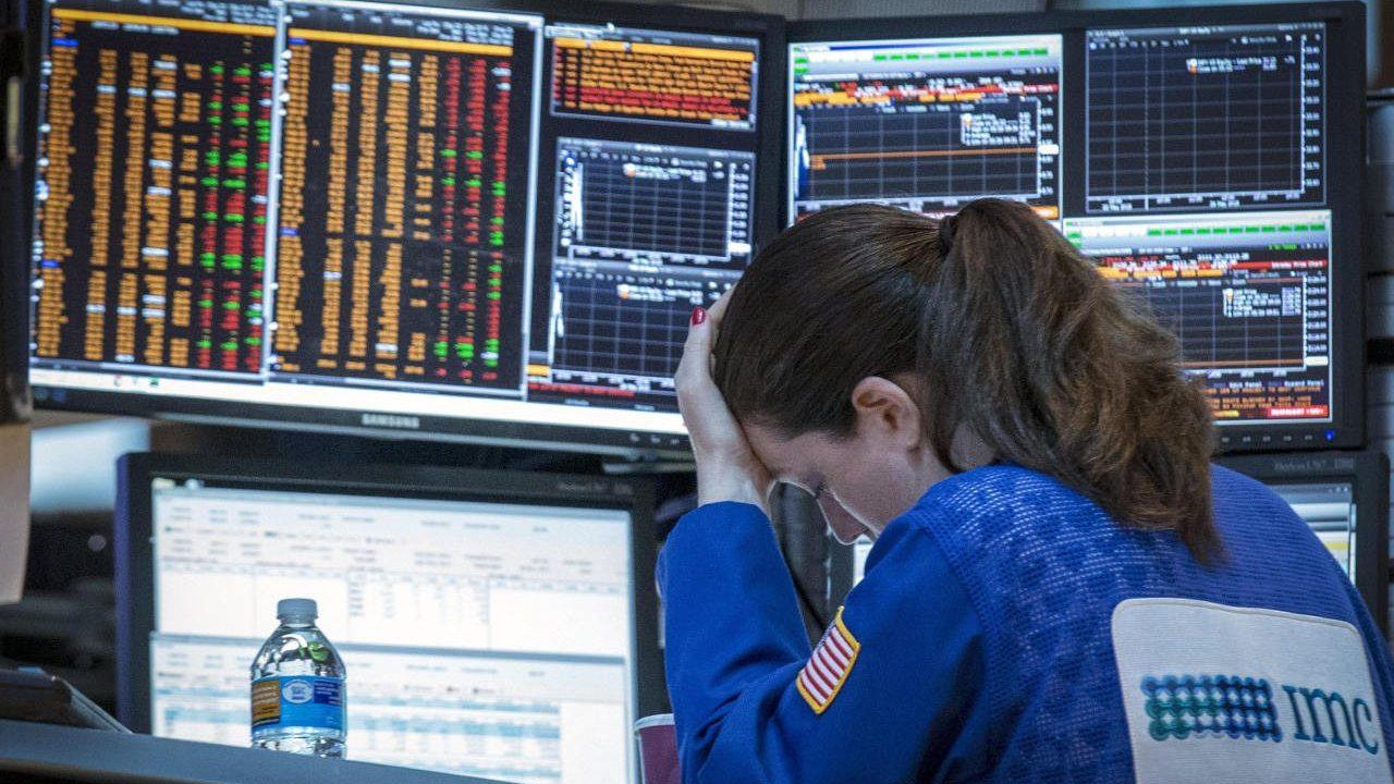 Wall Street mercados depresion economica