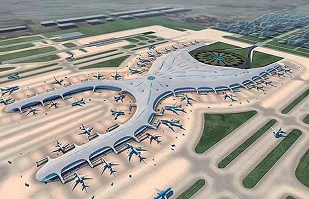 Tu pensión financia 13,500 mdp de la inversión del nuevo aeropuerto