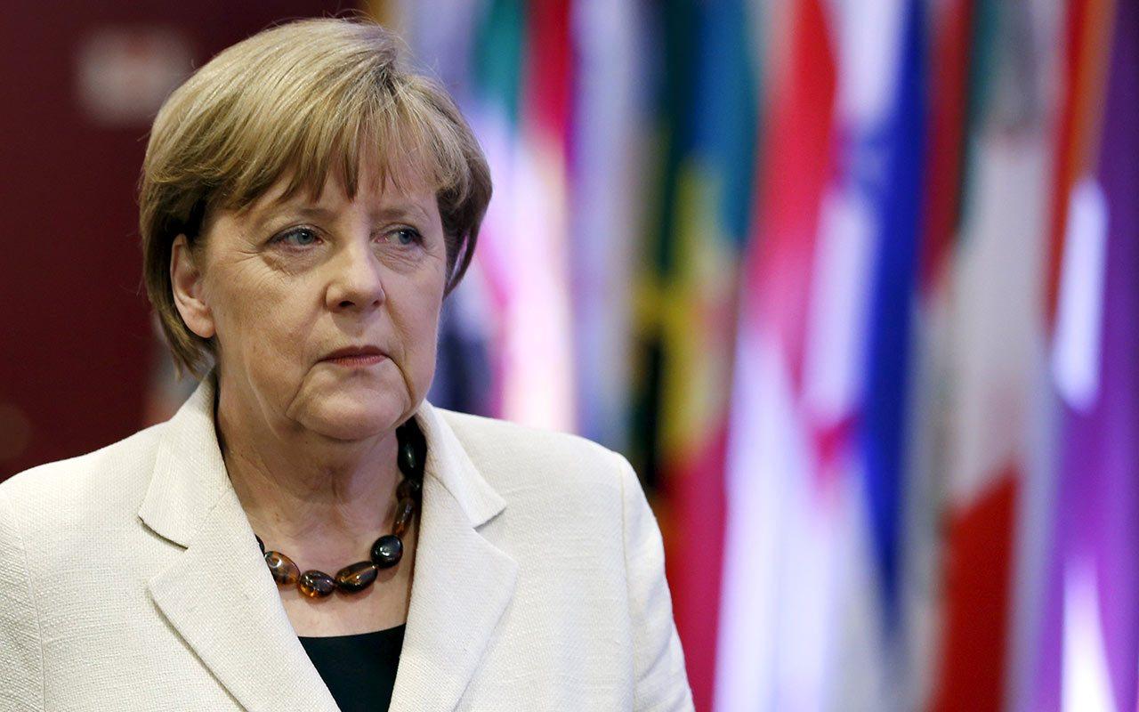 Merkel pide que tratado comercial México-UE sea implementado pronto