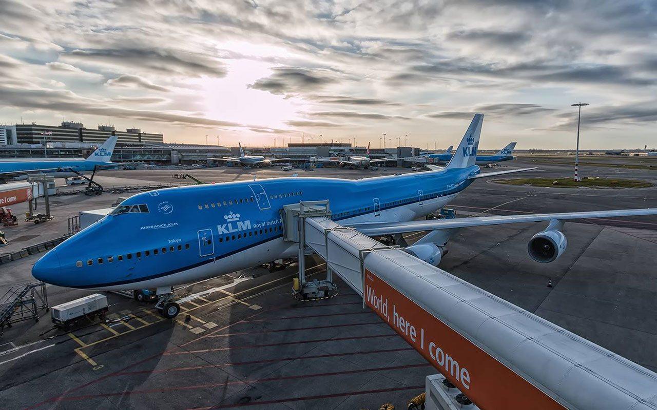 KLM informará a sus pasajeros a través de Twitter