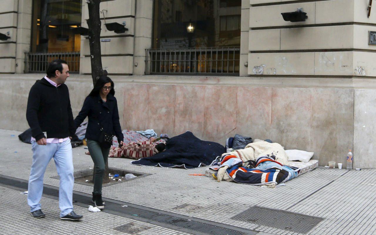 Pobreza En México - Magazine cover