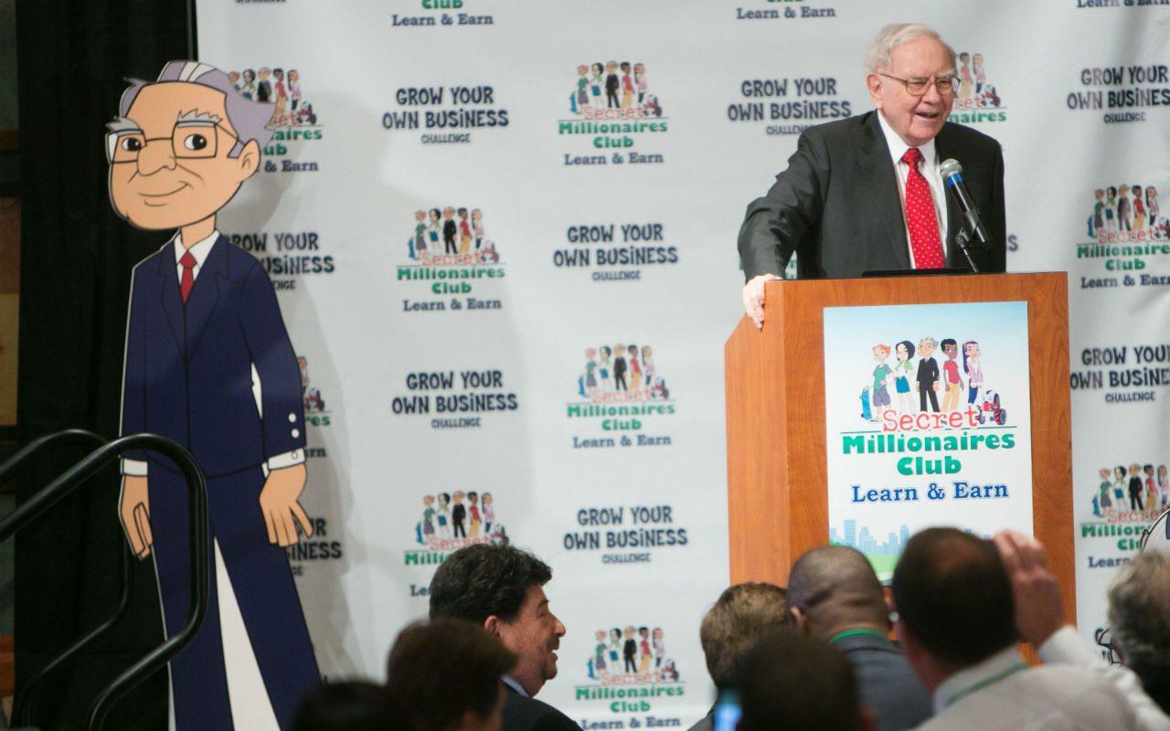 Warren Buffett te ha mentido sobre hacerte millonario