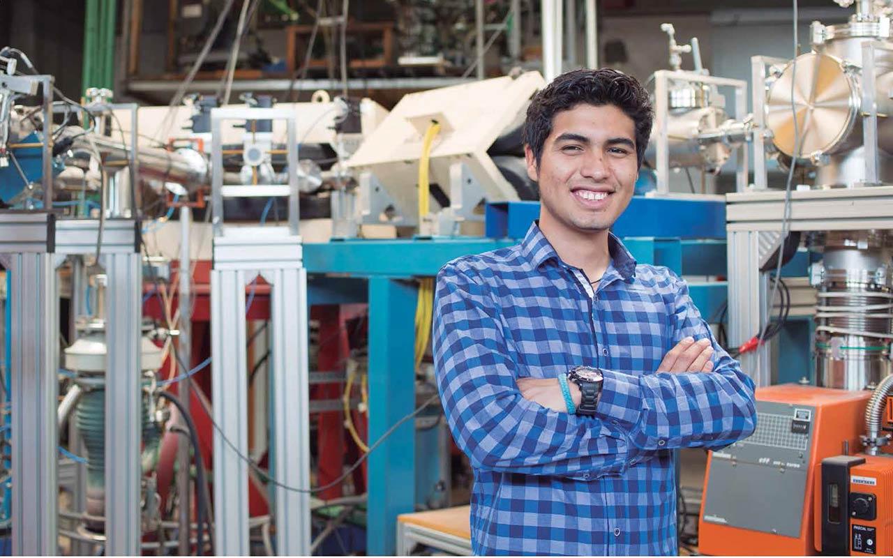 El genio mexicano de la física que no conoce el mar