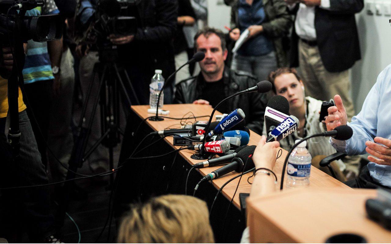 Entrenamiento en medios… también para líderes políticos
