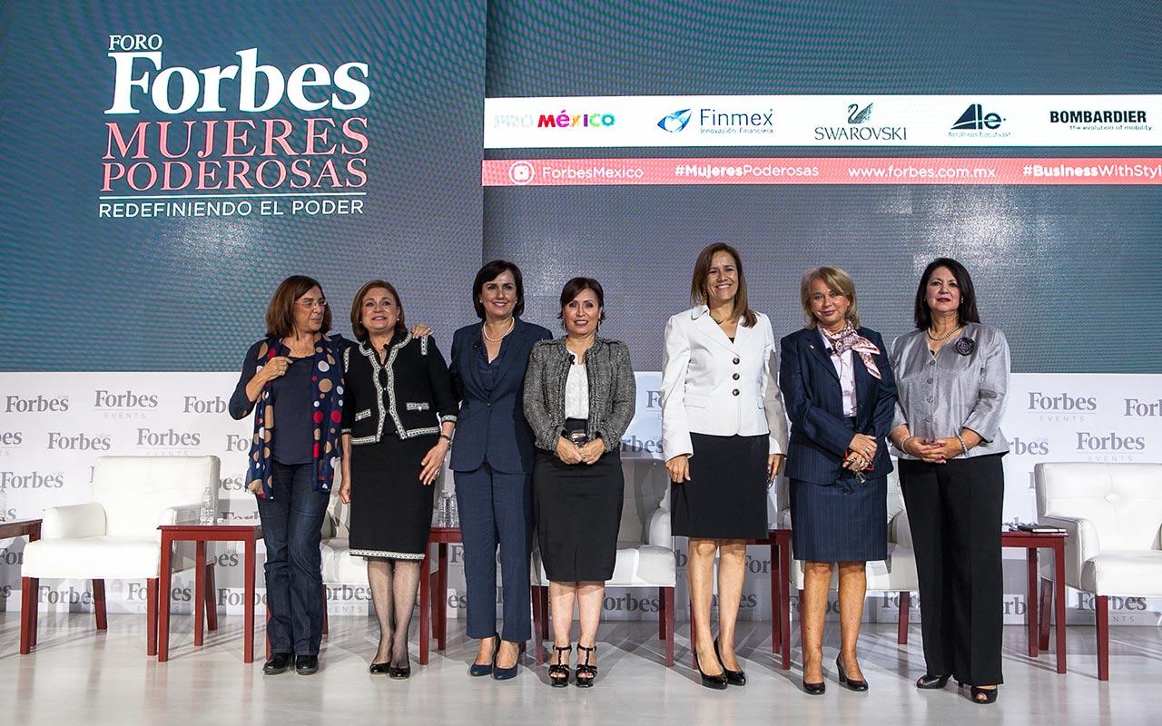 Mujeres que cambian la forma de ejercer el poder en México