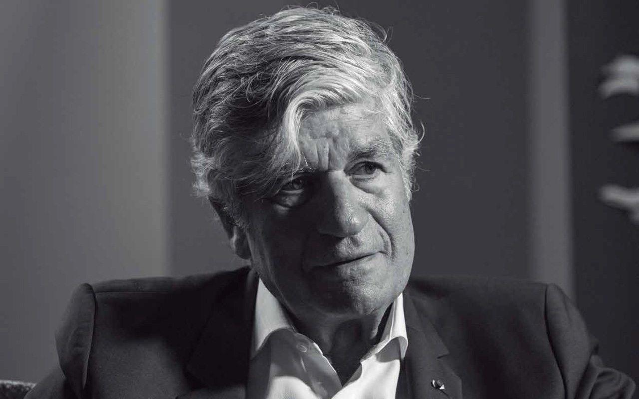 """""""Sólo con curiosidad podrás ver el futuro"""": Maurice Lévy"""