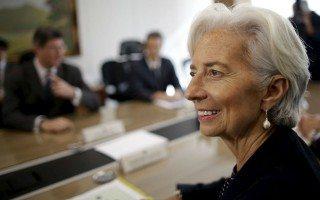 La directora gerente del FMI, Christine Lagarde. (Foto: Reuters)