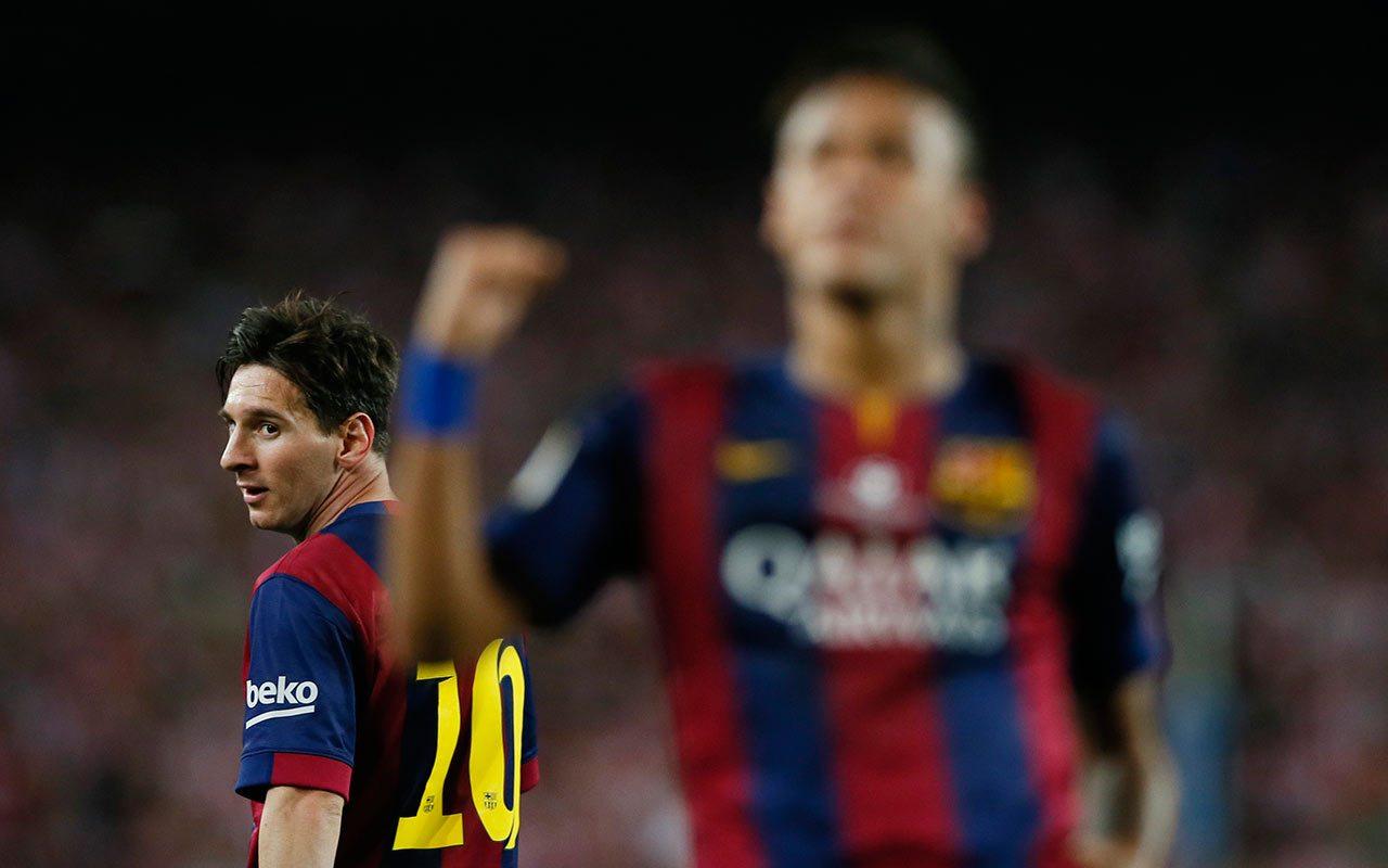 Messi y Neymar juntos de nuevo: ahora contra la desnutrición infantil