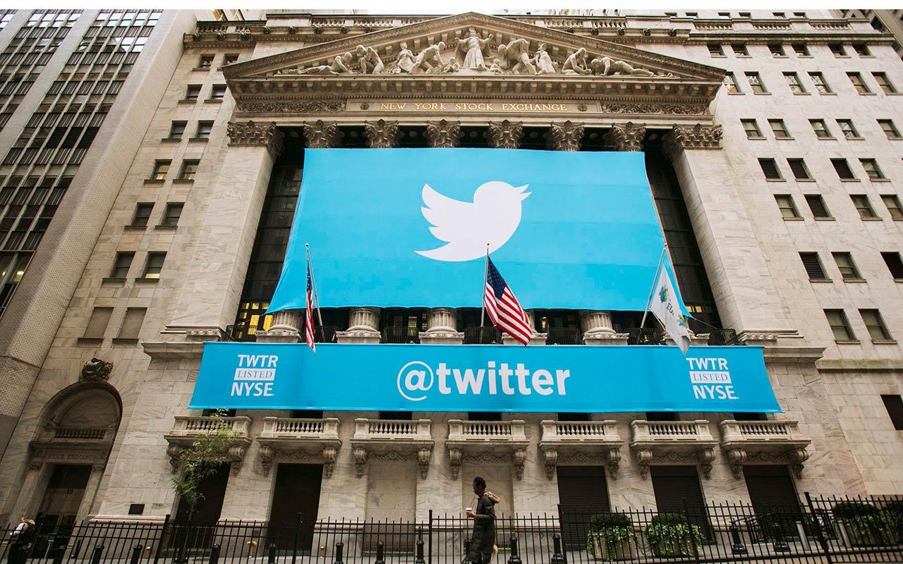 Acciones de Twitter caen por temor a boicot en su contra
