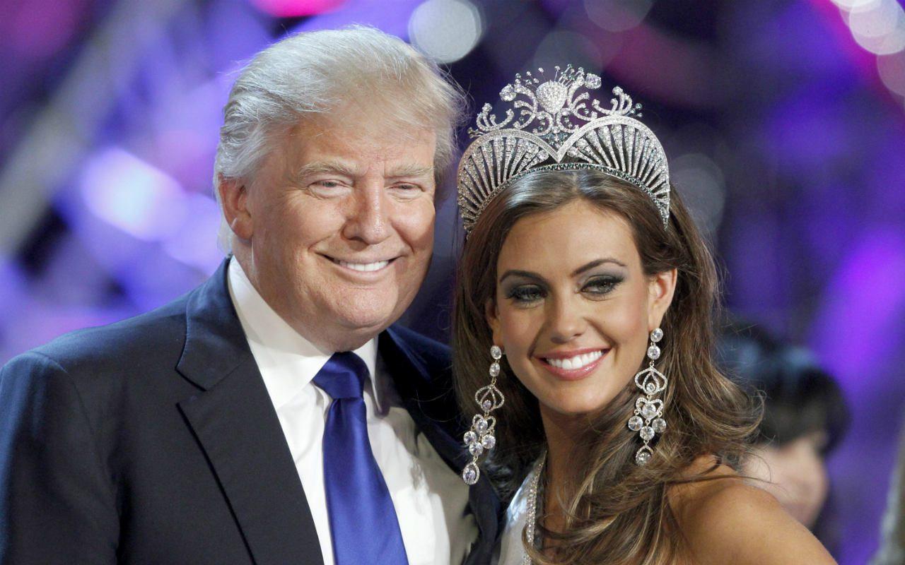 Donald Trump es dueño total de Miss Universo