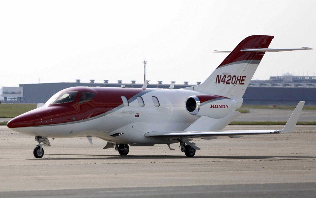 Tu empresa puede tener su propio jet privado forbes mexico for Honda private jet