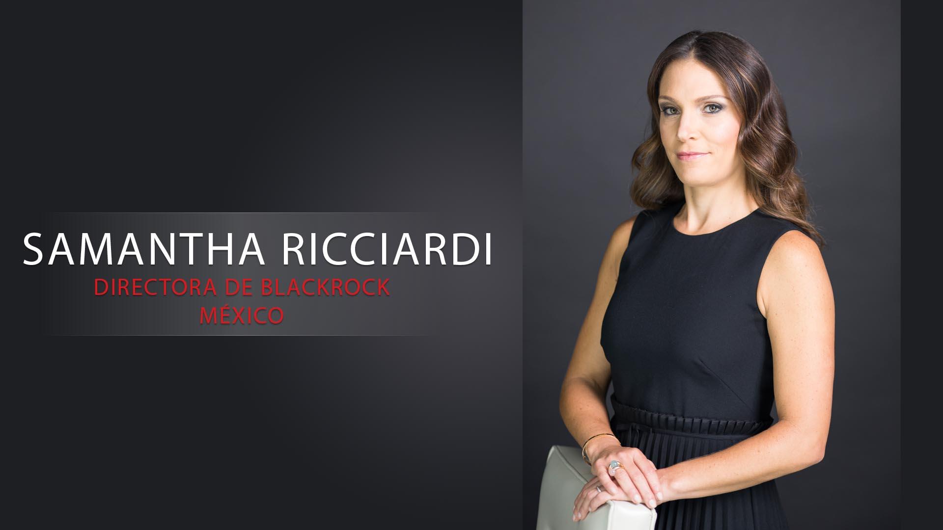 Mujeres Poderosas 2015. Samantha Ricciardi
