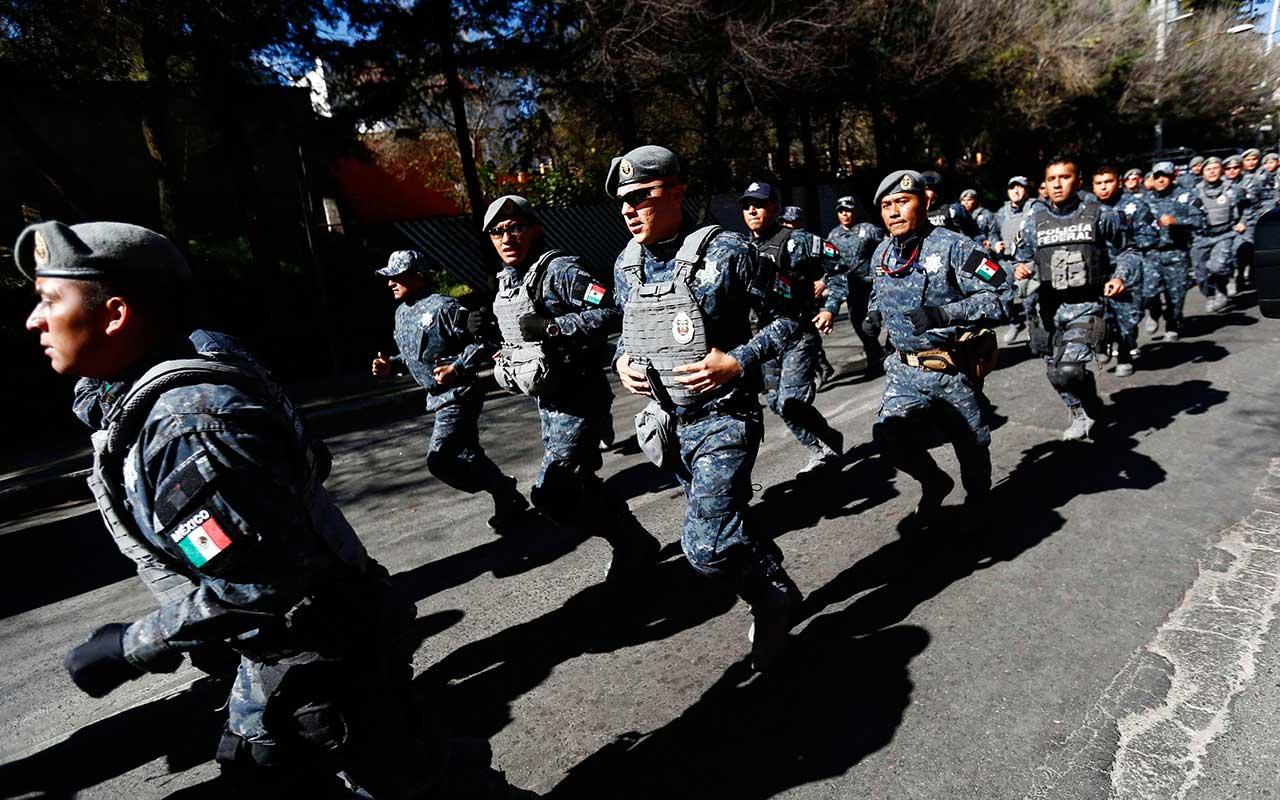 ¿Por qué no mejora la seguridad en México?