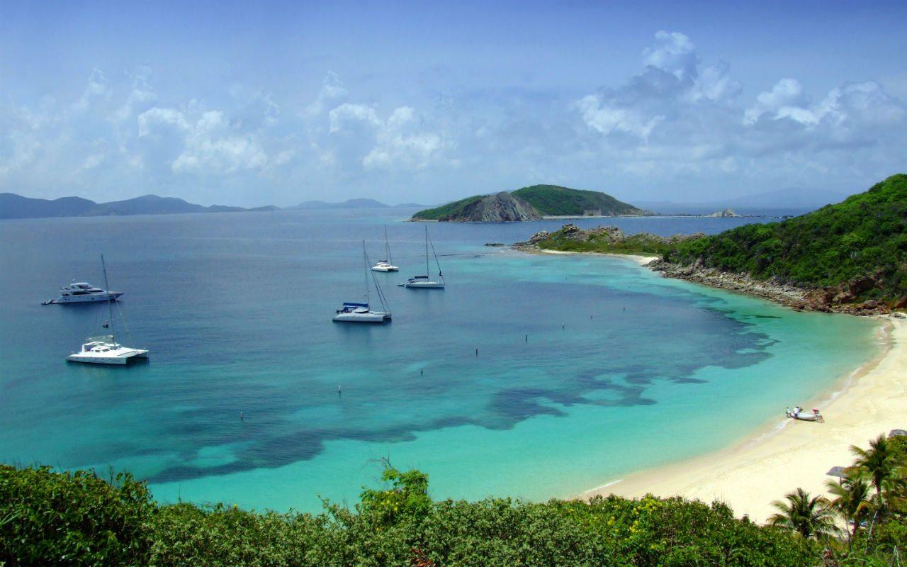 Islas Vírgenes Británicas: el tesoro del Caribe