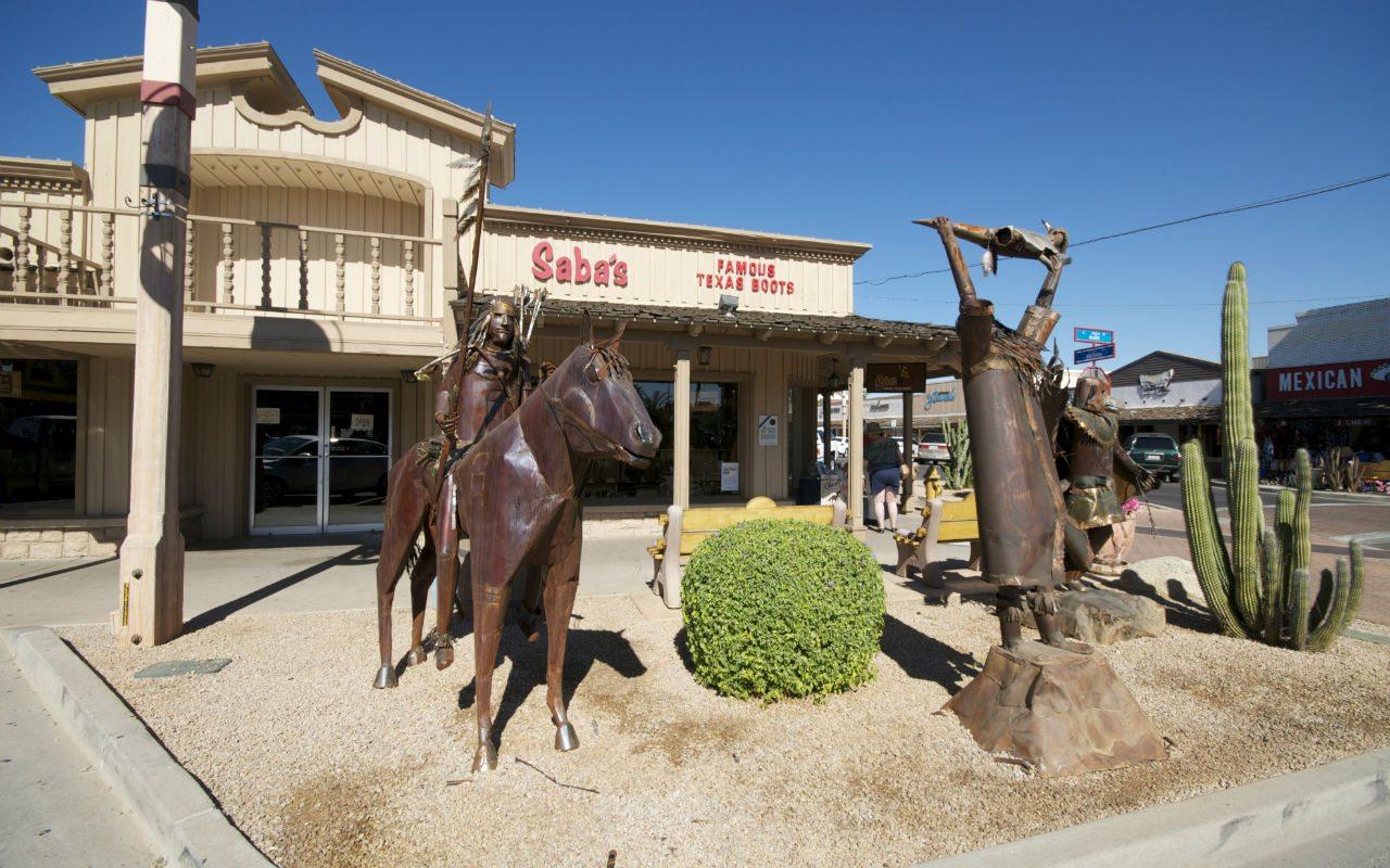 Scottsdale: aventura en el viejo oeste por aire y por tierra