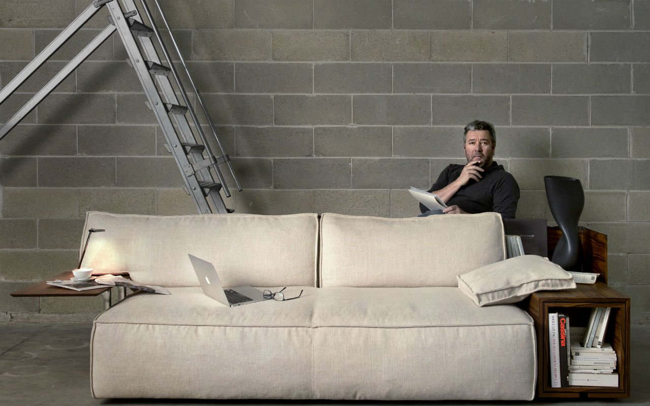 Philippe Starck, un diseñador con cargo de inventor